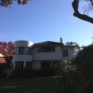 Gracious Art Deco house