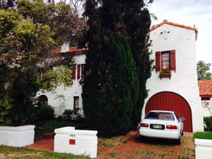 Marshall Clifton house Dalkeith