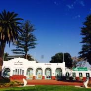 Perth Oval Entrance