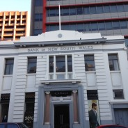Former Bank of New South Wales