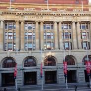 Perth GPO Building