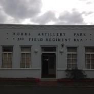 Hobbs Artillery Barracks