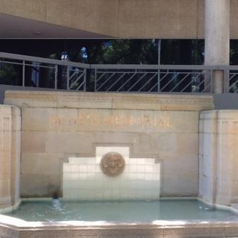 McNess Fountain
