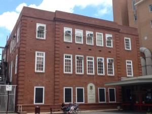 UWA building