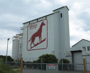 dingo flour Mill feature