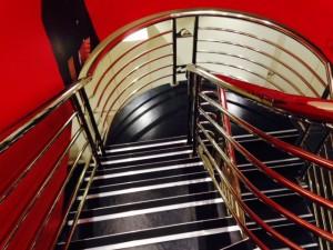 Devon House staircase