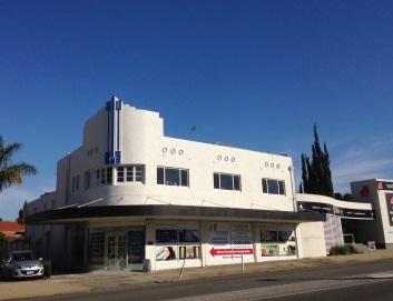 The Former Persian Carpet Gallery Perths Art Deco