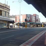 Walcott St and Beaufort St corner
