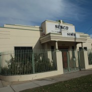 Sesco Security Building