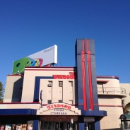 Windsor Theatre and adjacent building